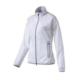 Women's Full Zip Wind Golf Jacket